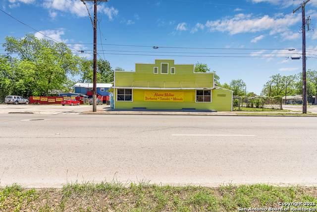 2512 S Hackberry, San Antonio, TX 78210 (MLS #1565631) :: Alexis Weigand Real Estate Group