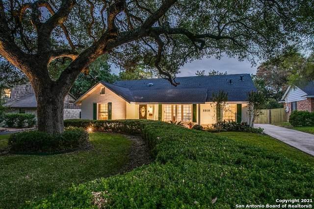 2918 Trailend Dr, San Antonio, TX 78209 (MLS #1565632) :: Concierge Realty of SA