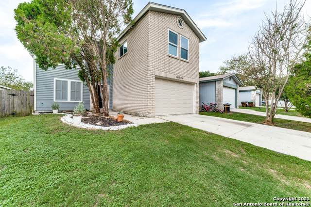 6854 Columbia Ridge Dr, Converse, TX 78109 (MLS #1565633) :: Carter Fine Homes - Keller Williams Heritage