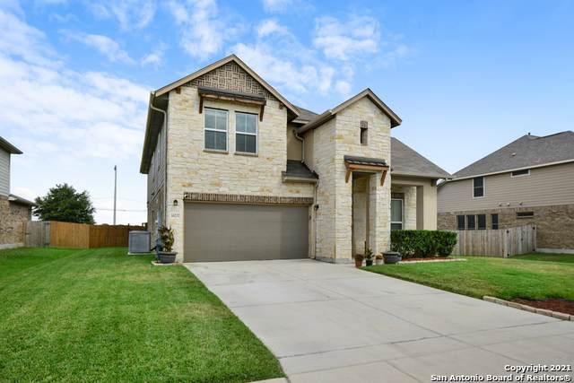 10232 Colonel Ridge, Schertz, TX 78154 (MLS #1565636) :: The Gradiz Group