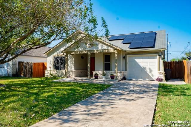 213 Juniper St, San Antonio, TX 78223 (MLS #1565641) :: The Real Estate Jesus Team