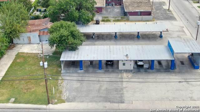 402 & 410 N Zarzamora St, San Antonio, TX 78207 (MLS #1565651) :: Beth Ann Falcon Real Estate