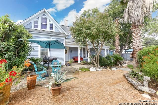 201 Wharton St, San Antonio, TX 78210 (MLS #1565662) :: Carter Fine Homes - Keller Williams Heritage