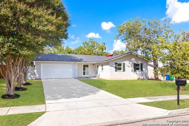 1023 Morey Peak Dr, San Antonio, TX 78213 (MLS #1565686) :: Concierge Realty of SA