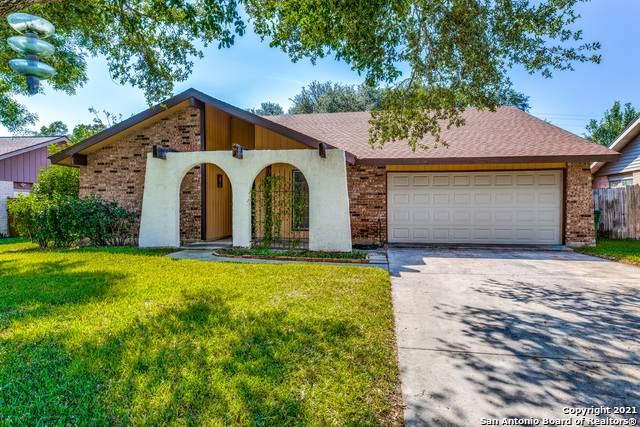 5306 Las Campanas St, San Antonio, TX 78233 (MLS #1565689) :: Beth Ann Falcon Real Estate