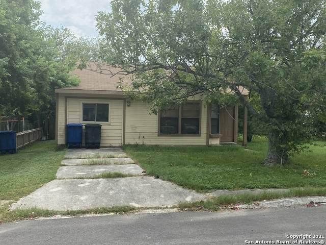 5418 Port Townsend Dr, San Antonio, TX 78242 (MLS #1565694) :: Vivid Realty