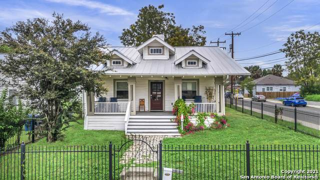 1201 W Ashby Pl, San Antonio, TX 78201 (MLS #1565755) :: Alexis Weigand Real Estate Group