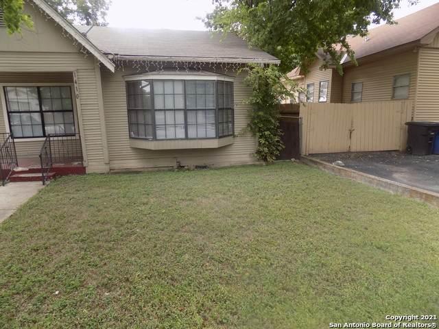 1410 San Francisco, San Antonio, TX 78201 (MLS #1565759) :: Beth Ann Falcon Real Estate
