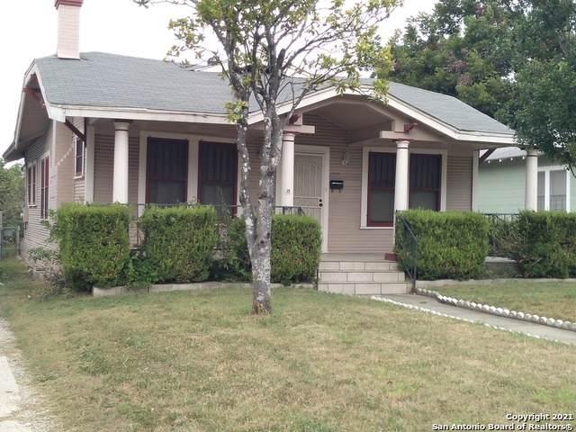 1115 Rigsby Ave, San Antonio, TX 78210 (MLS #1565761) :: Concierge Realty of SA