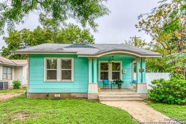 803 W Lynwood Ave, San Antonio, TX 78212 (MLS #1565811) :: Alexis Weigand Real Estate Group