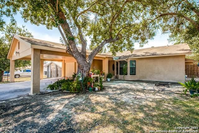 5918 Wheelhouse St, San Antonio, TX 78242 (MLS #1565868) :: Vivid Realty