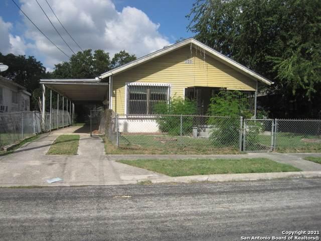 1915 Saunders Ave, San Antonio, TX 78207 (MLS #1565881) :: Carter Fine Homes - Keller Williams Heritage