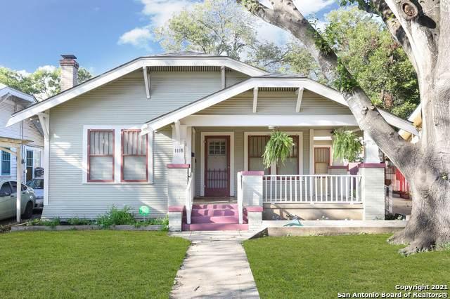 1119 Kayton Ave, San Antonio, TX 78210 (MLS #1565883) :: Concierge Realty of SA