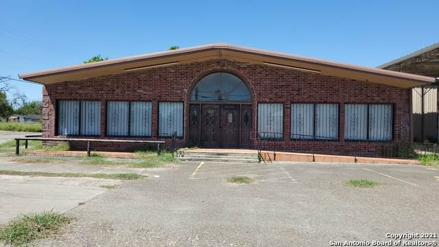 611 Lincoln Ave, Robstown, TX 78380 (MLS #1565887) :: Countdown Realty Team