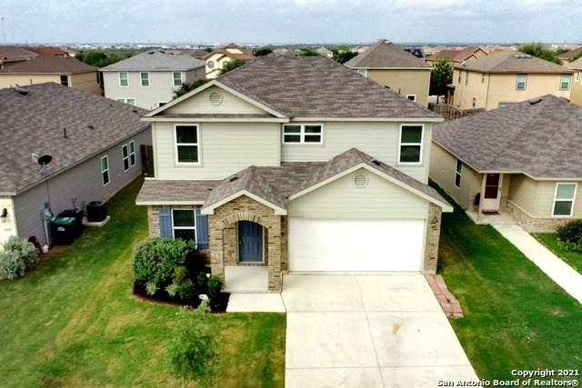 2411 Rainbow Basin, Converse, TX 78109 (MLS #1565893) :: Beth Ann Falcon Real Estate