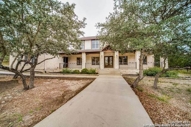 158 Windstone, Spring Branch, TX 78070 (MLS #1565894) :: Beth Ann Falcon Real Estate