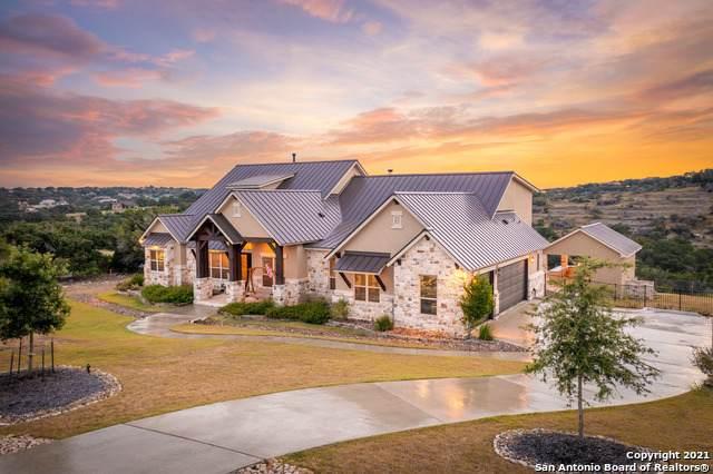 1543 Via Principale, New Braunfels, TX 78132 (MLS #1565925) :: Beth Ann Falcon Real Estate