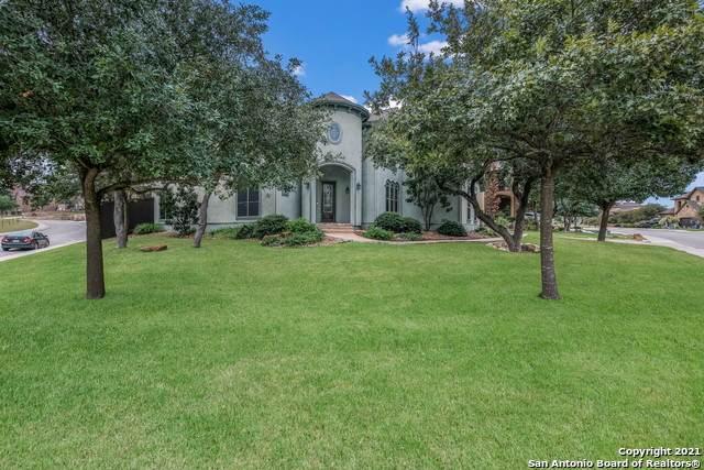 25811 Trickling Rock, San Antonio, TX 78260 (MLS #1565935) :: The Real Estate Jesus Team