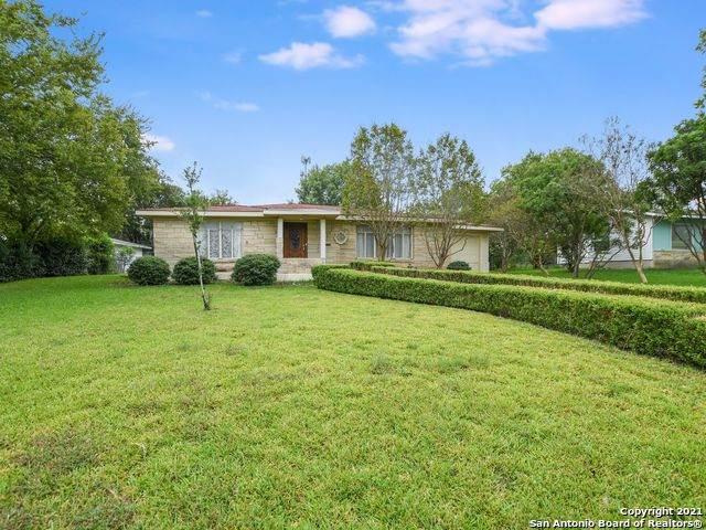 836 Elizabeth Rd, San Antonio, TX 78209 (MLS #1565995) :: Carter Fine Homes - Keller Williams Heritage