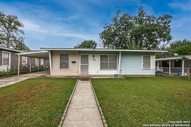119 Idell Ave, San Antonio, TX 78223 (MLS #1566031) :: The Lugo Group