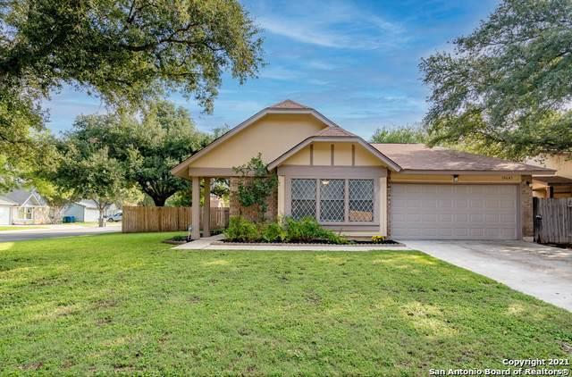 10643 Country Flower, San Antonio, TX 78240 (MLS #1566034) :: Real Estate by Design