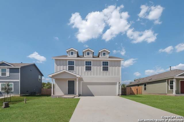 14935 Watson Mill, San Antonio, TX 78254 (MLS #1566051) :: The Gradiz Group