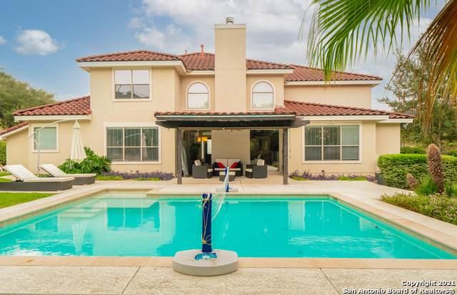 59 Three Lakes Dr, San Antonio, TX 78248 (MLS #1566072) :: The Real Estate Jesus Team