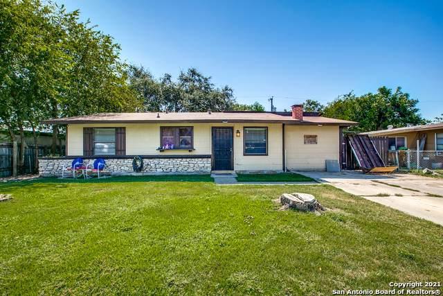 106 Lelani St, San Antonio, TX 78242 (MLS #1566075) :: The Lugo Group