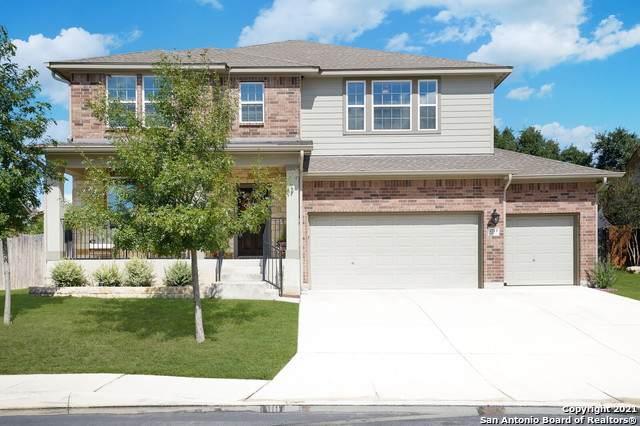 2713 Tuscan Crest, San Antonio, TX 78261 (MLS #1566099) :: Carter Fine Homes - Keller Williams Heritage