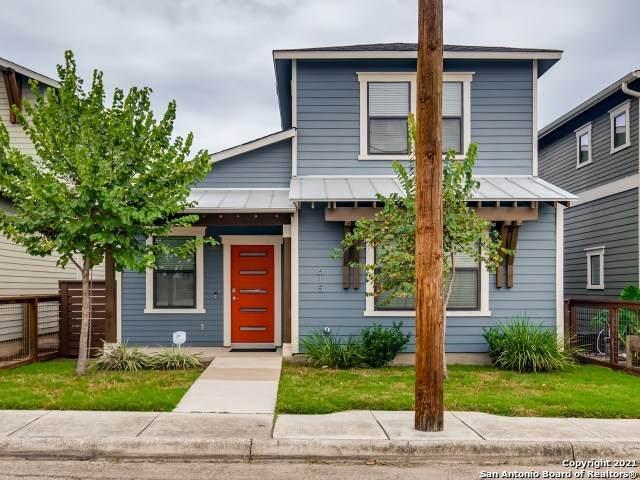 615 Burleson, San Antonio, TX 78202 (MLS #1566101) :: The Lugo Group