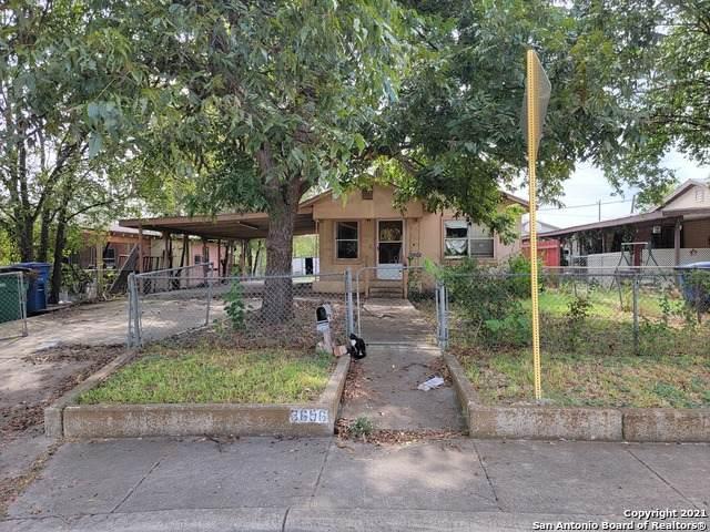 3606 W Houston St, San Antonio, TX 78207 (MLS #1566119) :: The Lugo Group