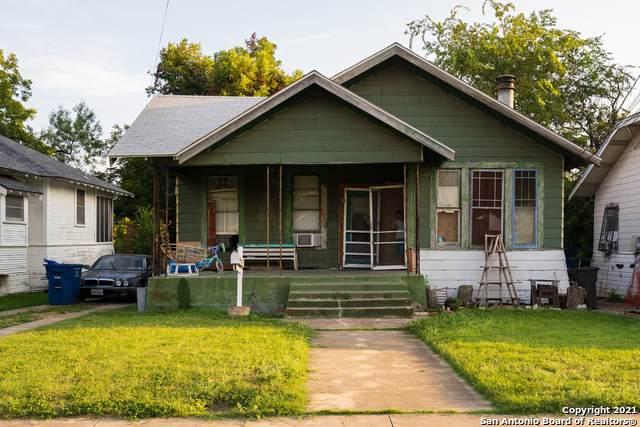 830 W French Pl, San Antonio, TX 78212 (MLS #1566121) :: Phyllis Browning Company