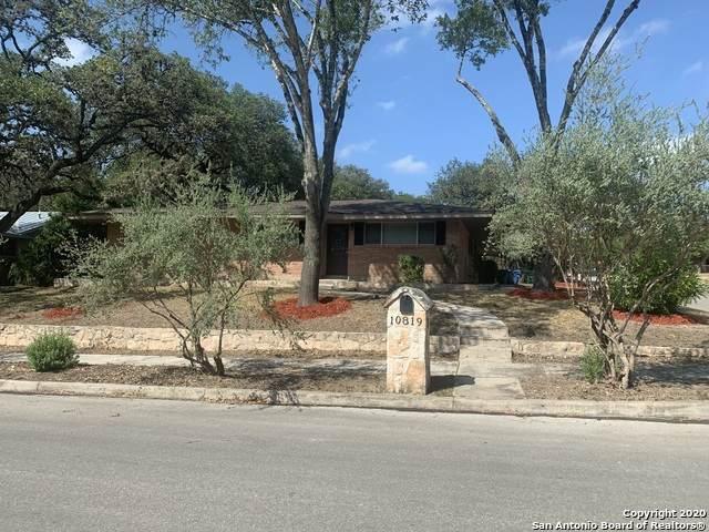 10819 Burr Oak Dr, San Antonio, TX 78230 (MLS #1566136) :: The Gradiz Group