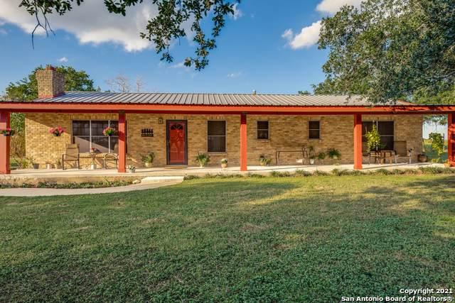 7405 Burshard Rd, San Antonio, TX 78263 (MLS #1566146) :: The Lugo Group