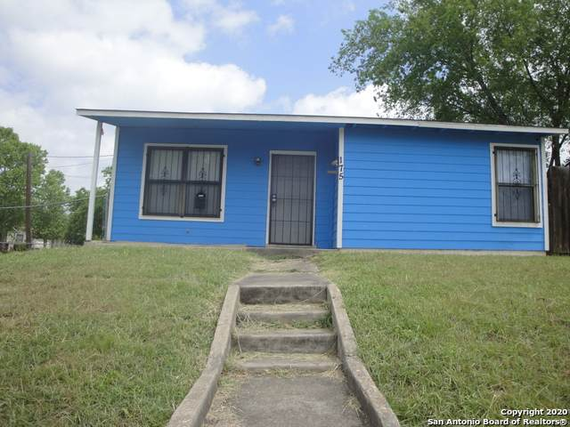 175 Honey Jay Dr, San Antonio, TX 78228 (MLS #1566151) :: The Curtis Team
