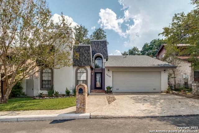 3470 River Path St, San Antonio, TX 78230 (MLS #1566166) :: The Real Estate Jesus Team