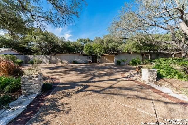 1406 Grey Oak Dr, San Antonio, TX 78213 (MLS #1566194) :: Carolina Garcia Real Estate Group
