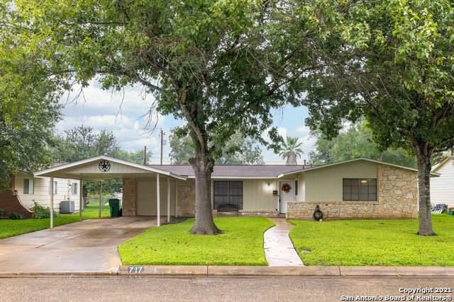 717 Brooks Ave, Schertz, TX 78154 (MLS #1566212) :: The Mullen Group | RE/MAX Access
