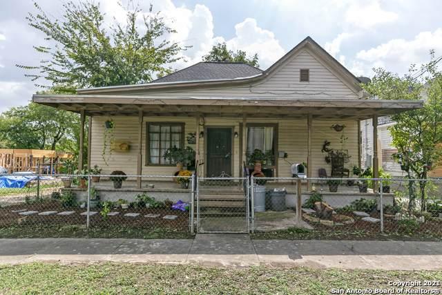 1508 Wyoming St, San Antonio, TX 78203 (MLS #1566270) :: The Real Estate Jesus Team