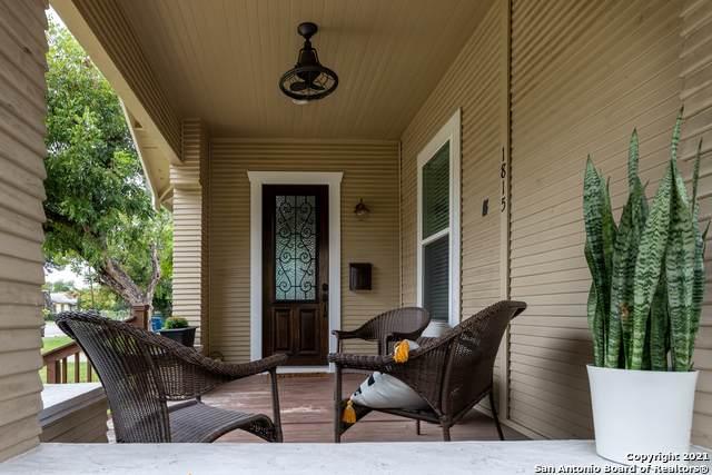 1815 W Woodlawn Ave, San Antonio, TX 78201 (MLS #1566276) :: Exquisite Properties, LLC