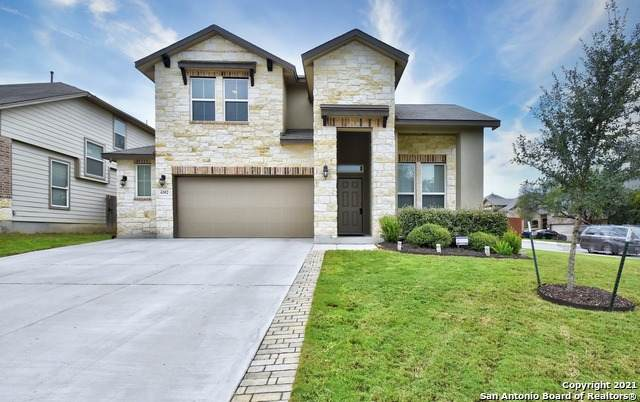 4302 Anson Jones, San Antonio, TX 78223 (MLS #1566338) :: The Real Estate Jesus Team