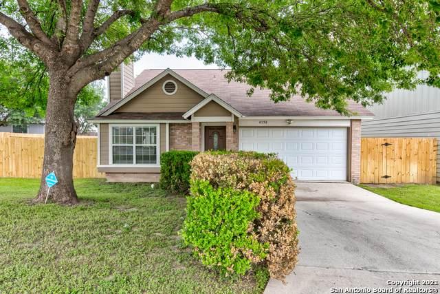 4190 Sunrise Creek Dr, San Antonio, TX 78244 (MLS #1566340) :: Carter Fine Homes - Keller Williams Heritage