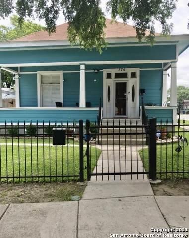 136 Uvalde St, San Antonio, TX 78210 (MLS #1566377) :: 2Halls Property Team | Berkshire Hathaway HomeServices PenFed Realty