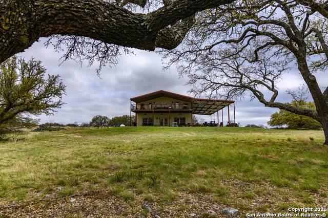TBD Waddell Lane, Menard, TX 76859 (MLS #1566408) :: Phyllis Browning Company