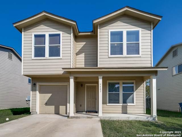 5403 Moreville Farm, San Antonio, TX 78228 (MLS #1566470) :: The Lopez Group