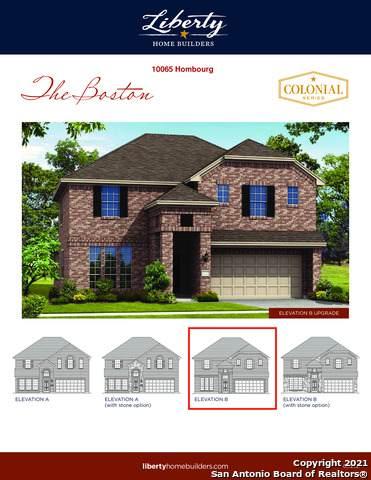 10065 Hombourg, Schertz, TX 78154 (MLS #1566496) :: 2Halls Property Team | Berkshire Hathaway HomeServices PenFed Realty