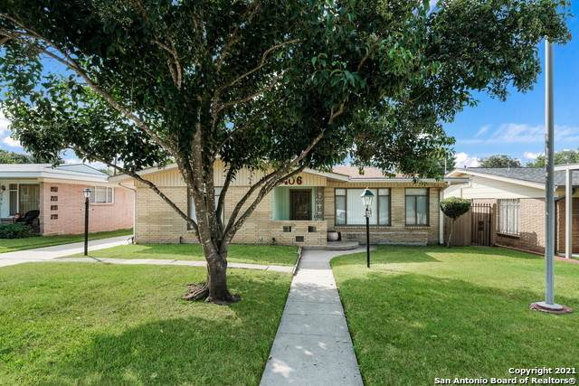 406 Channing Ave, San Antonio, TX 78210 (MLS #1566516) :: Vivid Realty