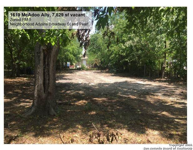 1619 Mcadoo Alley, San Antonio, TX 78208 (MLS #1566521) :: Carter Fine Homes - Keller Williams Heritage