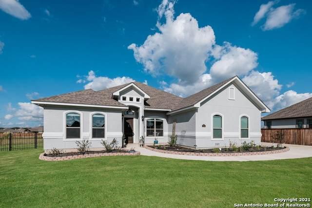 7154 Agarita Mist, Fair Oaks Ranch, TX 78015 (MLS #1566543) :: Countdown Realty Team