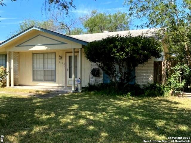 8603 Bravo Valley St, San Antonio, TX 78227 (MLS #1566550) :: Carter Fine Homes - Keller Williams Heritage